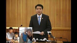 Chủ tịch Hà Nội chỉ đạo giải quyết dứt điểm vụ trao nhầm con tại Ba Vì