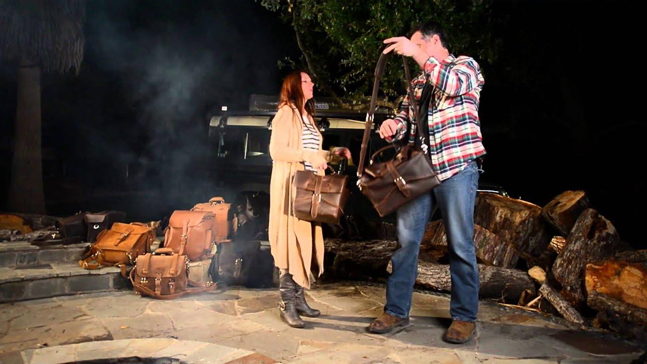 Size Comparison - Dry Bags, Saddleback Leather Co. - YouTube Saddleback Leather