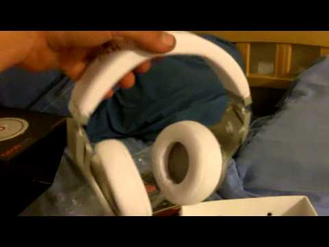 Fake Replica Beats By Dre Pro In white From sinadeal/McBub Unboxing