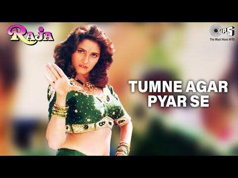 Tumne Agar Pyar Se - Raja - Madhuri Dixit & Sanjay Kapoor - Full Song