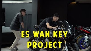 Project BMW Es Wan Key Review by HJC #Education