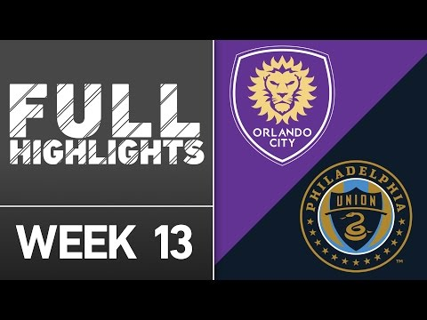 HIGHLIGHTS: Orlando City SC vs. Philadelphia Union | May 25, 2016