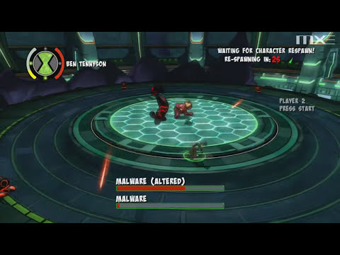 Ben 10: Omniverse - Part 11: Two Malwares...No Waiting HD