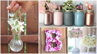 DIY ROOM DECOR IDEAS DOLLAR TREE TUTORIAL