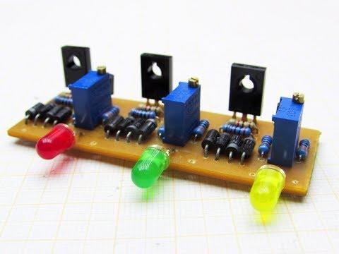 Балансир (BMS) для LI-ION аккумуляторов своими руками
