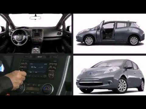 2015 Nissan Leaf Video