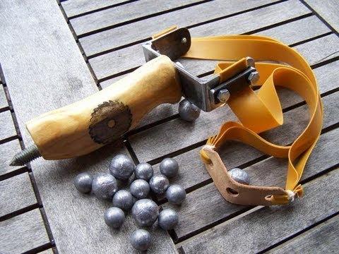 Building a Slingshot