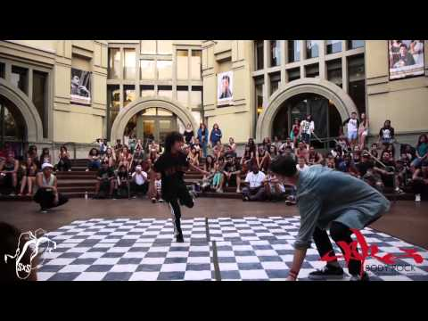 Moose Vs Larkin | All Styles Semi | Body Rock 2013 | Step X Step California video