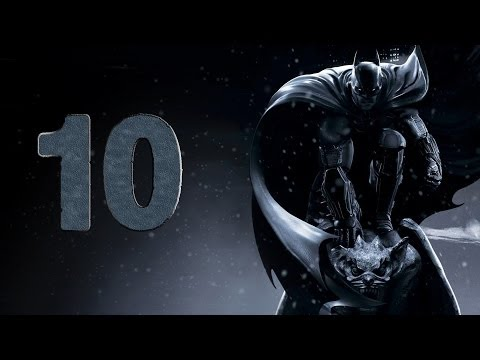 Batman: Arkham Origins #10 (Прохождение Walktrough let's play)
