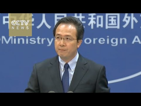 FM: China tracked US reconnaissance plane over South China Sea in accordance with law