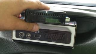 Renault Laguna 2 DVB-T on board