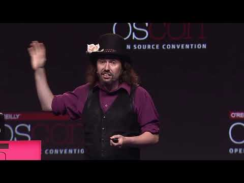 Paul Fenwick OSCON 2014 Keynote: