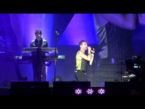 Depeche Mode in Israel Tel Aviv 2013 - Policy of Truth