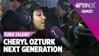 Cheryl Ozturk (15) - On Je Mind | FunX Talent Next Generation