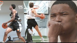 DUNK OFF! Mac McClung, Kevin Porter Jr, Jahvon Quinerly, Shareef O