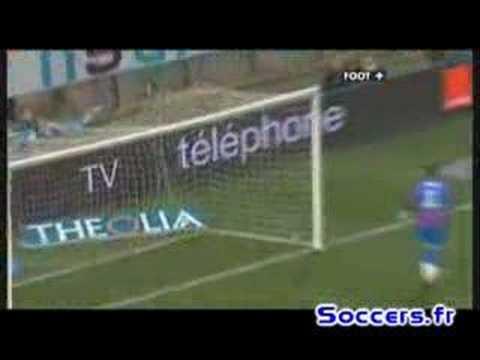 Mathieu Valbuena goal vs. Caen