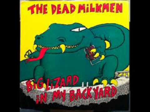 Dead Milkmen - Filet Of Sole