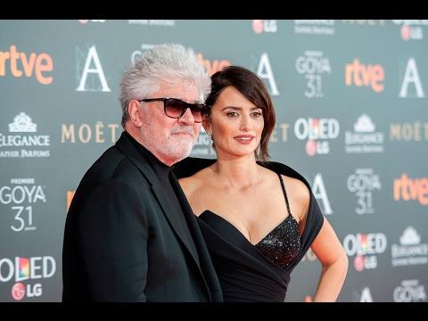 Alfombra roja de los Premios Goya 2017