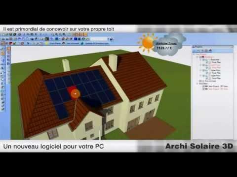 Archi Solaire 3D