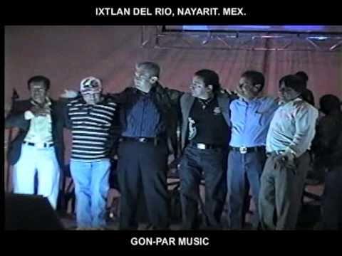 GRUPO APOCALIPSIS  Presentaciòn y Despedida. GON-PAR MUSIC. IXTLAN DEL RIO, NAY. MEX.