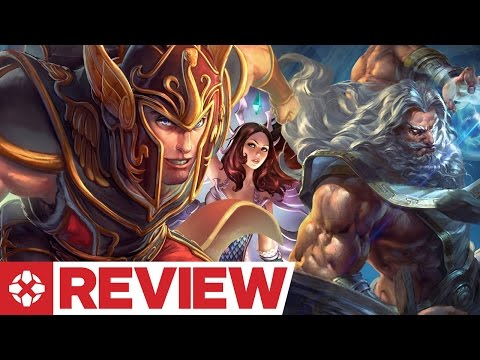 IGN Reviews - Smite - Review