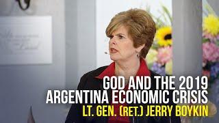 God and the 2019 Argentina Economic Crisis - Cindy Jacobs on The Jim Bakker Show