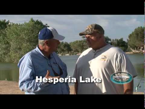 Hesperia Lake Fishing Fishing at Hesperia Lake