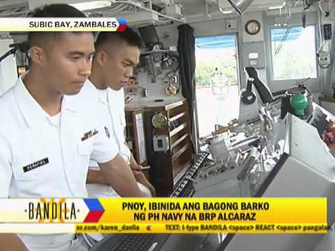 Pinoy warship to help guard West Philippine Sea