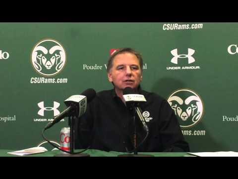 Larry Eustachy post-game 12-9-15 in win over Arkansas-Fort Smith