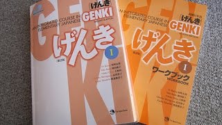GENKI I - An inside look at one of the best book to learn Japanese