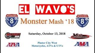 AMA D38 I-8 Monster Mash on 10/13/2018