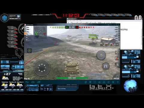 Play World of Tanks Blitz in PC [GUIDE]