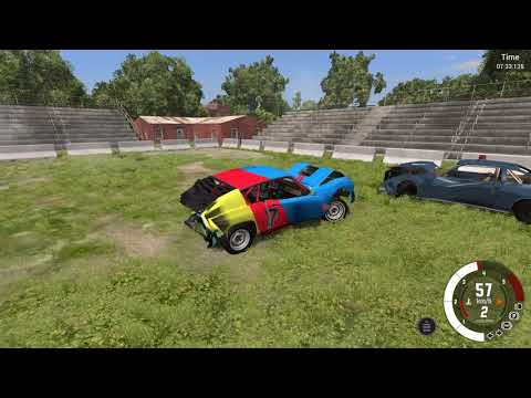 BeamNG.Demolition - Pro-Class Barstow