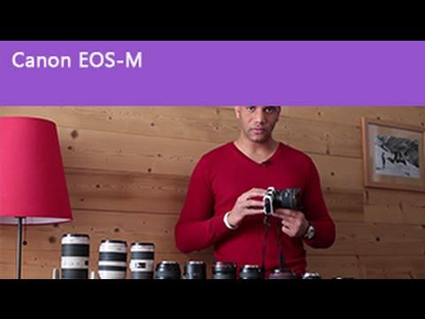 [TEST vidéo] Canon EOS-M