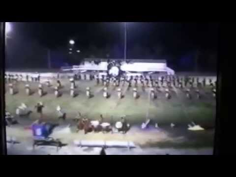 Scotland High School Marching Band '95 Competition