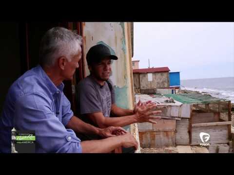 Jorge Ramos In La Perla, Puerto Rico Part 1 3  September 2014
