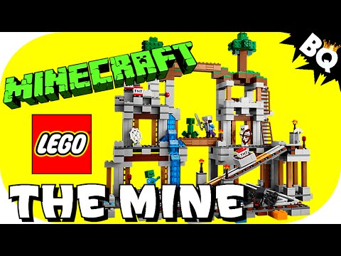 LEGO Minecraft The Mine 21118 Review