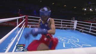Boxing Men's Bantam (56kg) Round of 32 Full Replay (Part 1) - London 2012 Olympic Games