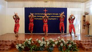 """The New Covenant in My Blood"" at Prek Anchang Church in Ta Khmao"