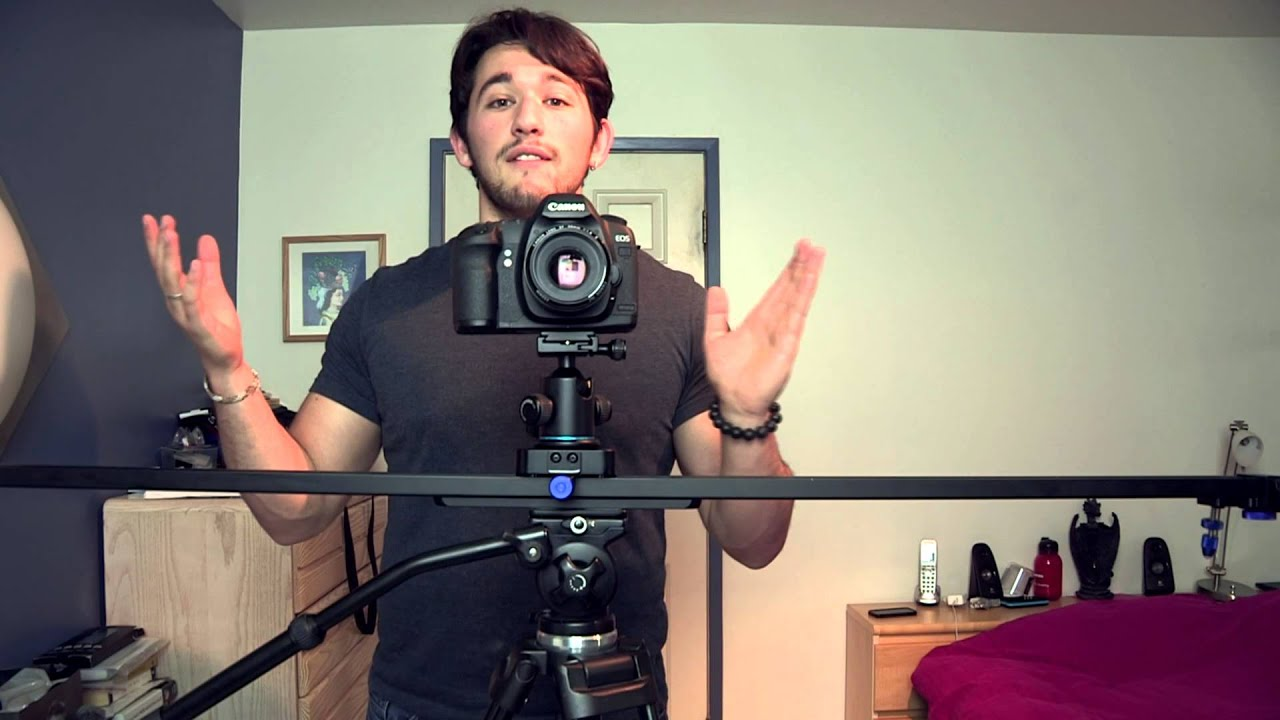 Dslr Slider Techniques How to Operate a Dslr Slider