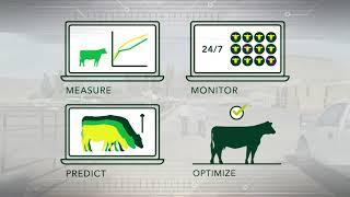 GrowSafe Beef®  Technologie - Deutsche