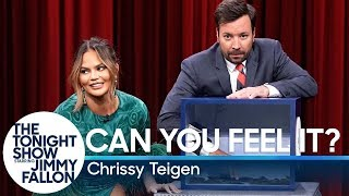 Download Song Can You Feel It? with Chrissy Teigen Free StafaMp3