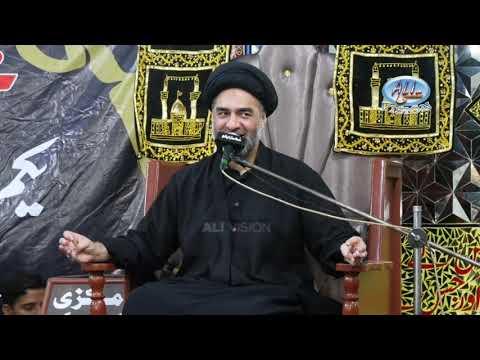 9th Muharram Majlis | Maulana Syed Ali Raza Rizvi| Topic: Dua | Imam Bargah Jaffar E Tayyar Malir