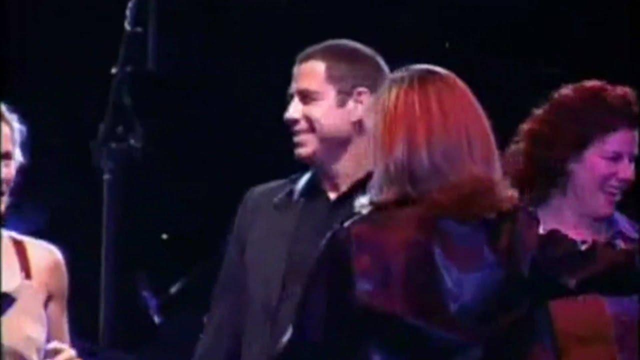 John Travolta y Olivia Newton Grease Grease 2010 John Travolta e