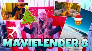 MAVIELENDER 8 Berlin Youtube Weihnachtsfeier Adventskalender Vlogmas 🎄 MaVie