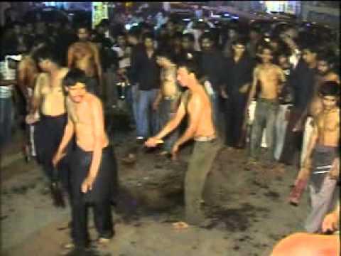 Anjuman-e-Saqqa-e-Haram Zanjeer ka Matam on 7th Rabil Awal.mp4