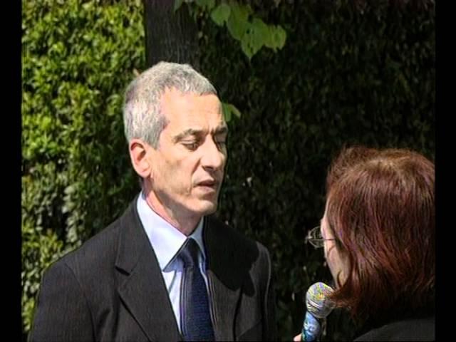 Cisal 1 maggio 2011 - intervista a Francesco Cavallaro Tg3