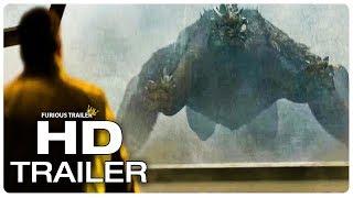 GODZILLA 2 King Ghidorah Vs Soldiers Trailer (NEW 2019) Godzilla King Of The Monsters Movie HD