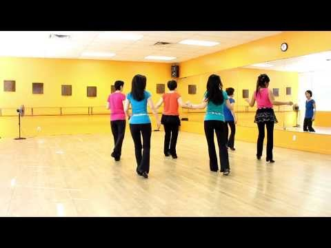 I Hope You Find It! - Line Dance (Dance & Teach in English & 中文)