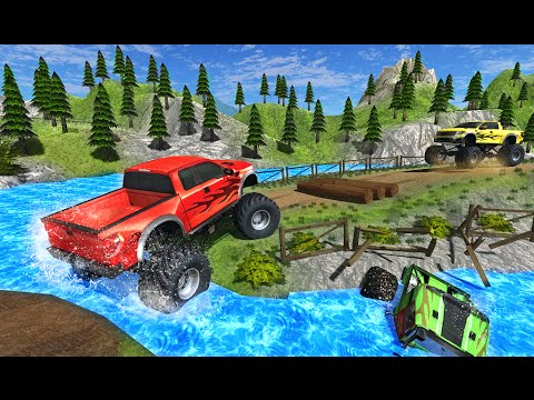 Monster Truck Driver 3D APK Cover